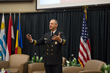 United States Deputy Surgeon General Rear Admiral (RADM) Boris D. Lushniak, MD, MPH, was the morning keynote speaker of the 3rd Annual Power of Inclusion conference on Tuesday, March 31