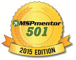 Swizznet QuickBooks Hosting Selected to MSP Mentor 501