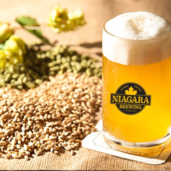 Niagara Brewing Company will be opening to the public in Spring 2015.