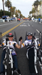 Loma Linda University Health PossAbilities members win LA Marathon men's and women's hand cycling races