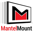 MantelMount is a revolutionary, over-the-fireplace TV mount.