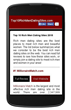 Top10RichMenDatingSites.com Launches Mobile-Friendly New Design