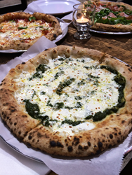 Mastro's Sneak Peek Review of Wall Street's First Ever Pizzeria - Neapolitan Express
