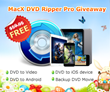 MacXDVD Crams MacX DVD Ripper Pro Giveaway into Easter Bunny's...