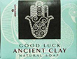 Ancient Clay Soap-Good Luck