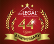doeLEGAL Celebrates 44 Years of Servicing the Global Legal Community...