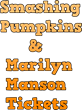 Smashing Pumpkins & Marilyn Manson Tickets in Concord, Wantagh,...