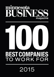 Minnesota Business Top 100 Companies 2015