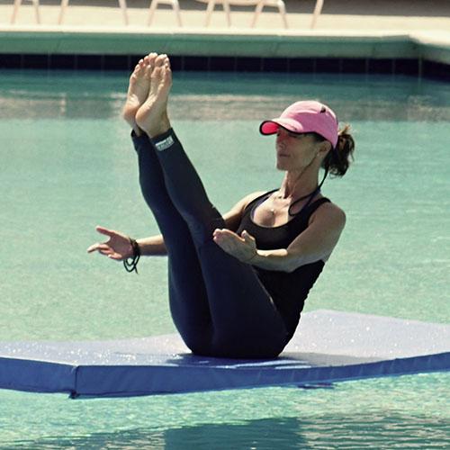 Creators Of The Original Watermat Launch The Yoga Watermat