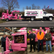 Modern Equipment & Supply Delivers Special Breast Cancer Awareness...