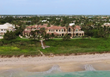 Il Santuario, Sailfish Point, FL: 10-bedroom home with 280 feet of ocean frontage