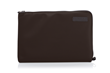 MacBook Travel Express—black faux leather