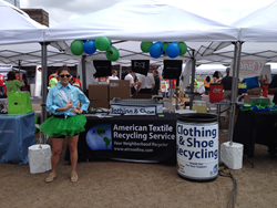 ATRS Pledges 2 Billion Acts of Green on Earth Day with Textile Recycling Fun and Games Nationwide