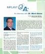 Implant Q & A: An Interview with Dr. Mark Adams