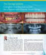 The Damage Undone: Complete Oral Reconstruction for a Patient with Chronic Tooth Decay