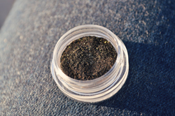 Heartless Vegan Mineral Eye Shadow from Dollipop Cosmetics, GBK MTV Movie Awards Gift Lounge