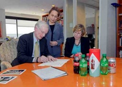 AFT President Weingarten's Deal With Coca-Cola Questioned by Campaign to Stop Killer Coke