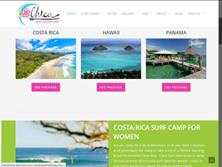 Chica Surf Adventures Announces Camp Dates for April