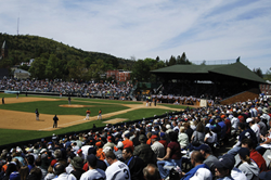 Photo of Doubleday Field in Cooperstown