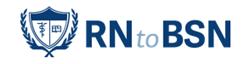RNtoBSN.org Site Logo