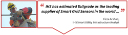 Tollgrade- World's Smart Grid Sensor Market Share Leader