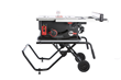 Rockler Adds New SawStop Jobsite Tablesaw - Portable and Compact with SawStop Safety Technology