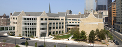 University of St. Thomas campus in downtown Minneapolis