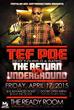 The Return to The Underground