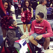 Maryland teen granted wish to meet Washington Wizards