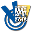 2015 Vincentric Best Fleet Value in America Awards