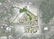 Perkins Eastman's Multi-District Master Plan for Former GM...