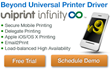 UniPrint Saves Vital Time for Medical Practitioners and Improves Patient Care in a large Virtualized Desktop Infrastructure (VDI) Environment