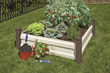 Raised Bed Garden - ideal for vegetable gardening.