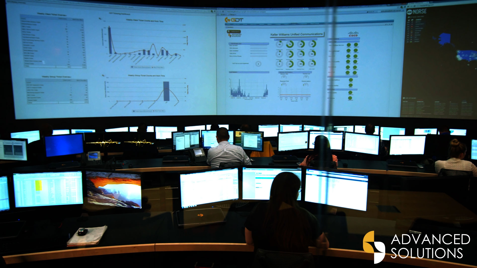 Gdt Advanced Solutions Expands Noc Facility Capabilities