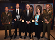 Top Marine Leaders and Caregivers from 2014 Recognized at 4th Annual Marine Corps Association & Foundation Wounded Warrior Leadership Awards Dinner