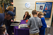 Jeanne White Ginder shares scrapbooks of Ryan's life at the world's largest children's museum.