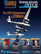 Innovation & Tech Today Debuts STEM Section; Within Spring Issue on Newsstands April 9 In Partnership With The USA Science & Engineering Festival