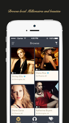 New MillionaireMatch Pro IOS App Makes Finding Love for Rich Singles...