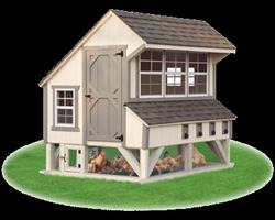 chicken coop condo new design