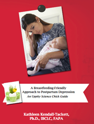 A Breastfeeding-Friendly Approach to Postpartum Depression by Kathleen Kendall-Tackett, Ph.D., IBCLC, FAPA