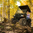 The XRT850 utility vehicle with the optional limited slip differential makes an excellent vehicle for hunting and work.