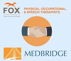 FOX-MedBridge Partnership Image