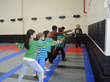 Academy of Fencing Masters Offers a Creative Way to Keep the Kids Busy...