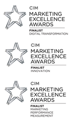 LSM receives multiple nominations for the CIM Marketing Excellence Awards 2015