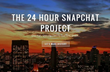 Snapchat Expert Mark Kaye Is Going to New York City and Staying Awake...