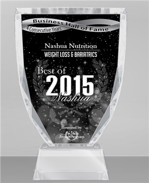 Best of Nashua Award - Nashua Nutrition