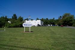 Watson Inc. Orange Warehouse