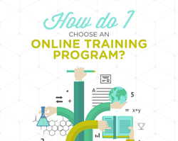 Career Step publishes new infographic to help students choose the best online education program.