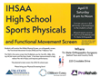ProRehab and Tri-State Orthopaedic Surgeons To Help Reduce Risk of Injury for Local Student Athletes