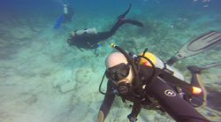 Photo of Thomas Koch teaching scuba diving at Aqua Hands